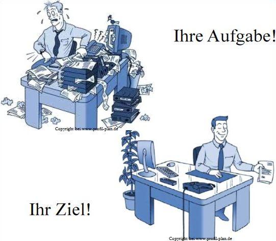 Büroassistent/in